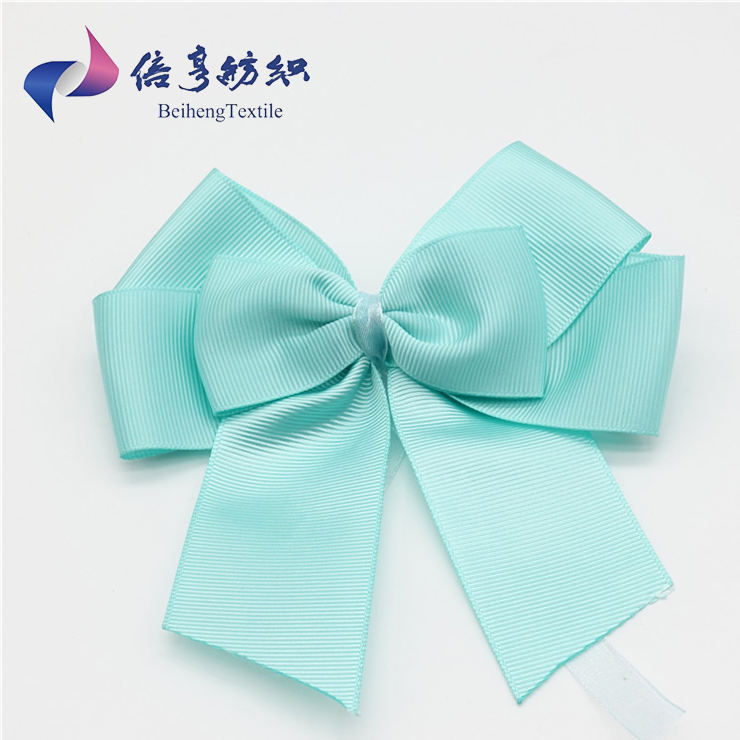 Girl Boutique Grosgrain Hair Accessories Ribbon Bow Wholesale