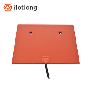 heating pad silicone rubber heater
