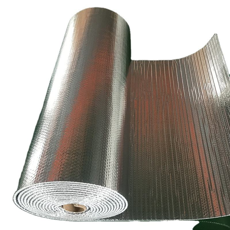 Roof heat insulation reflective air aluminium foil bubble protect