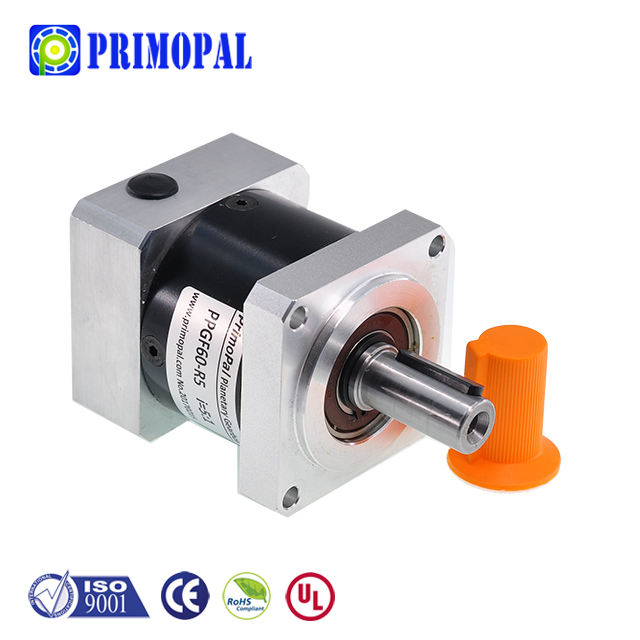 120mm ratio 5:1 high rpm electric hydraul bldc motor listrik reduction mini planetari gearbox reducer gear pg42 for tubular moto