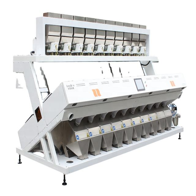 Color Sorter for Rice with Factory Price for Grain Jasmine Rice Milling Machine from China Price