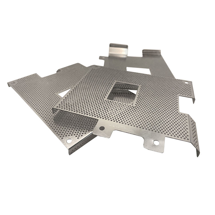 OEM precision sheet metal aluminium bending parts of custom sheet metal fabrication services in China