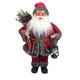Hot sale animated musical santa claus , christmas decoration, christmas figures