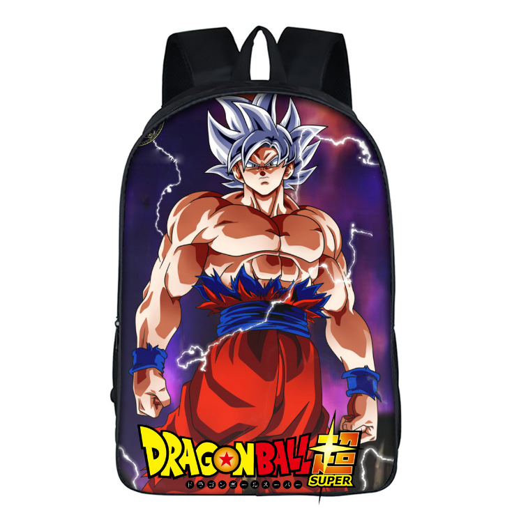 UFOGIFT Dragon Ball Z Anime Goku Cosplay Sac À Dos Cartable Sac D'ordinateur Portable Dragon Ball Sac D'école
