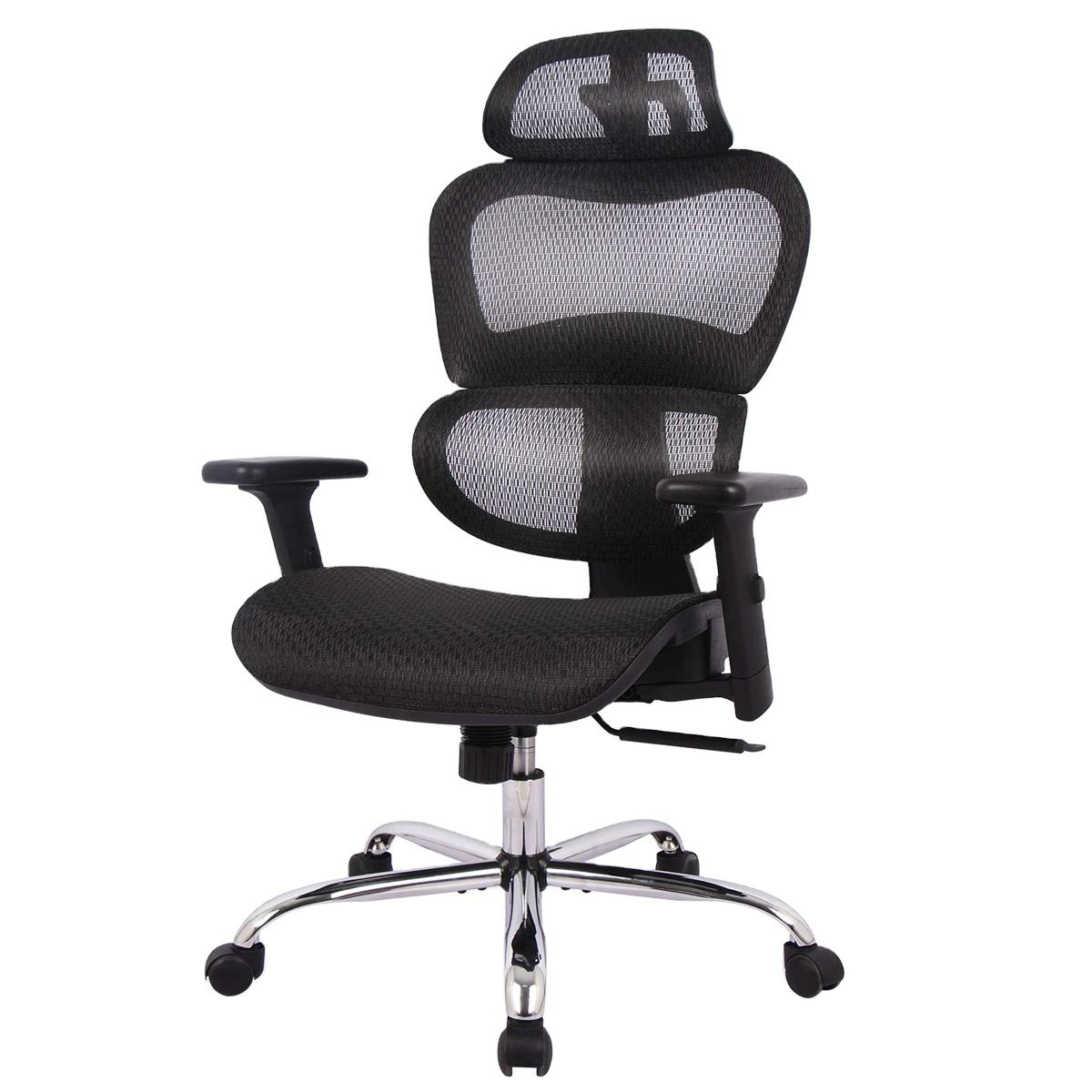 USA STOCK Amazon Hot Selling ergonomic wholesale mesh office chair for home/office use 4 color selective