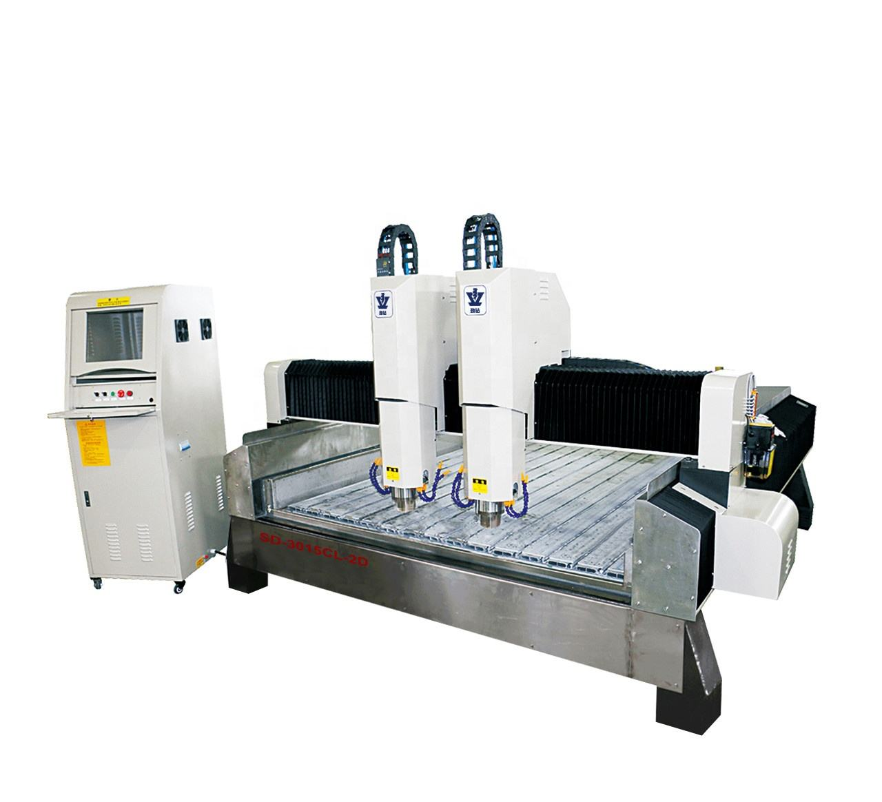 Marble Granite Marble Granite Carving Machines Hot Selling China 3015 Granite Marble Stone Engraving CNC Carving Machine