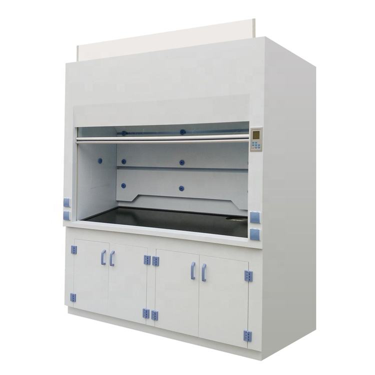 EAPOND Easy Maintenance PP Polypropylene laboratory equipment chemistry fume hood