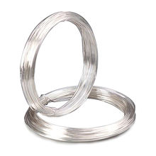 0.02mm-4mm 99.99% FINE & STERLING SILVER WIRE