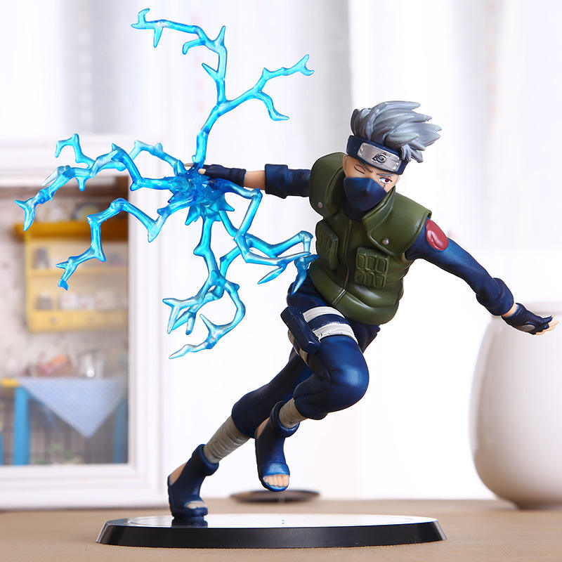 Hot Selling Products Anime Naruto Kakashi action figures Cartoon Toy model toys