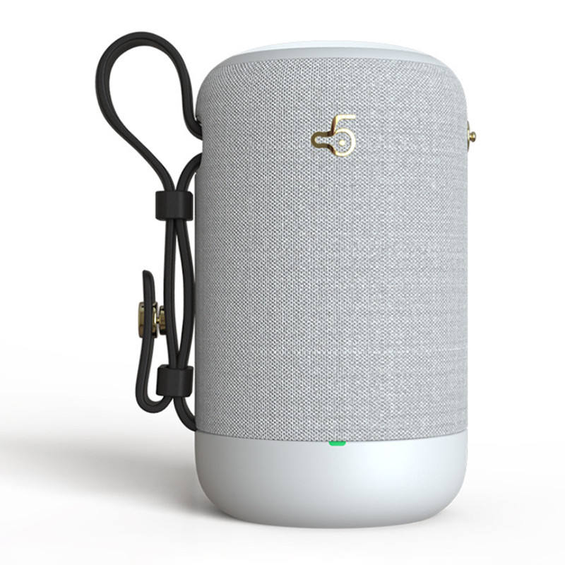 2019 Promosi Outdoor Bluetooth Speaker Tahan Air USB Nirkabel Gigi Biru Speaker