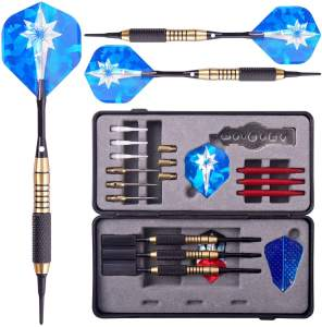 Custom darts case package dart set for dartboard