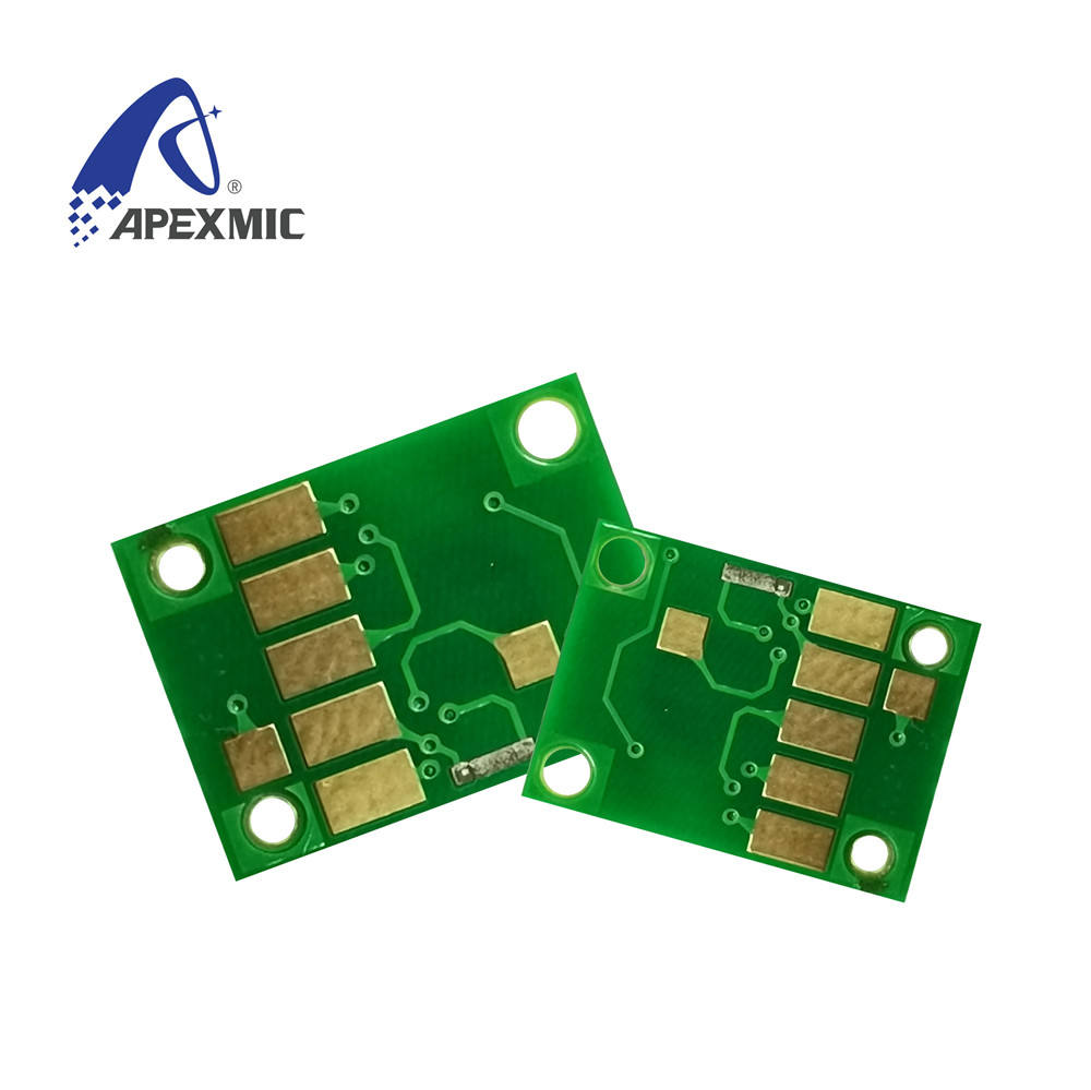Printer Spare Parts 8Pcs Per Set Scc Imported Chip Reset Pfi 101 Cartridge Chips for Can0n Ipf 6000S Refill Ink Cartridge