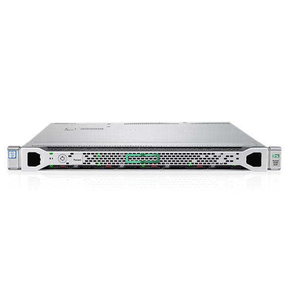 HPE PowerEdge DL360 Gen10 Chassis Intel Xeon network server