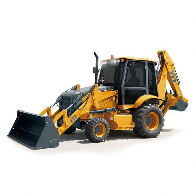 Cheap Price Backhoe Loader XT870HK Famous Brnd eith High Quality