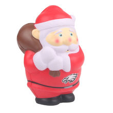 Manufacturer Hot selling squeeze reduce Father Christmas stress squishy toys for children gifts