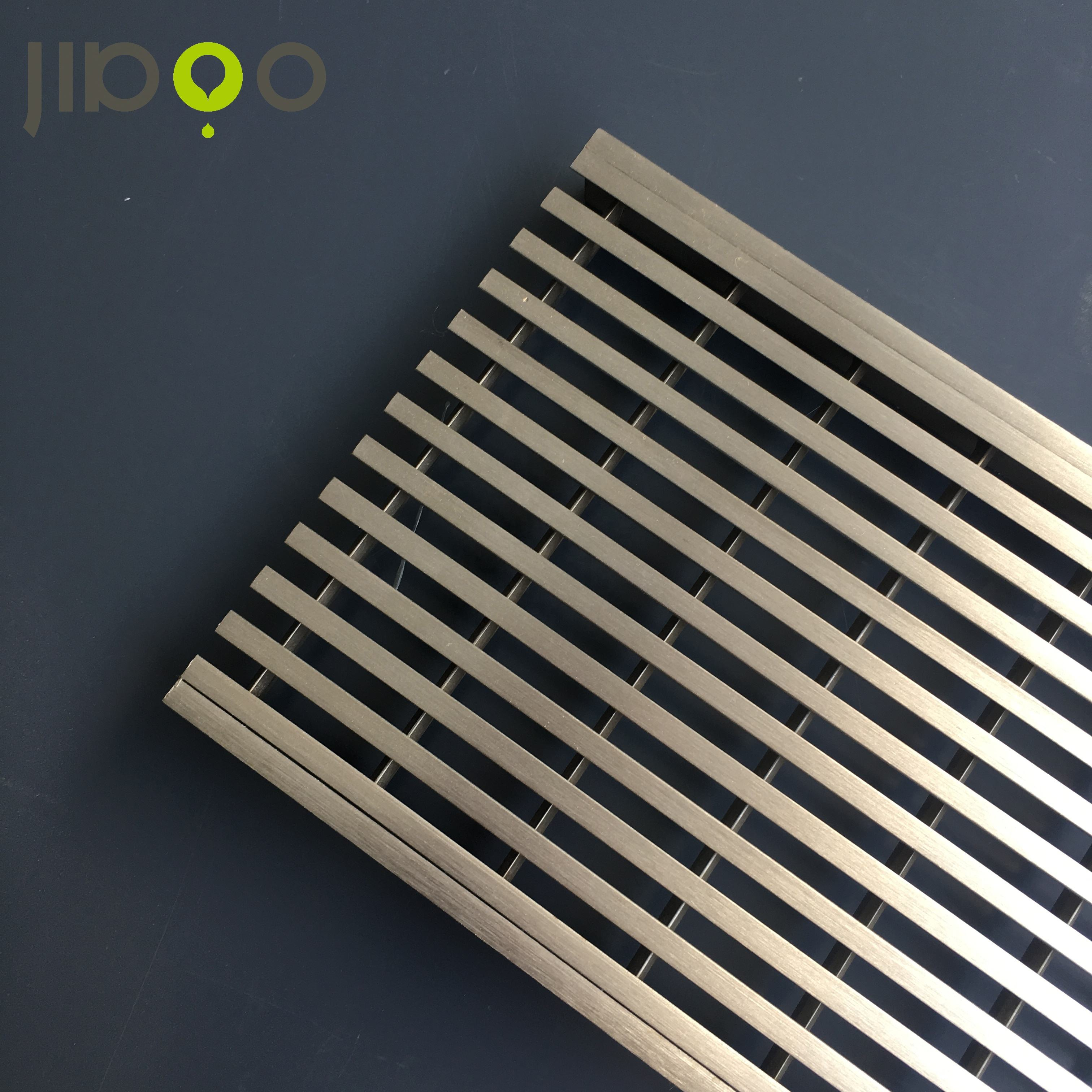 Stainless Steel Car Wash Drain Grating