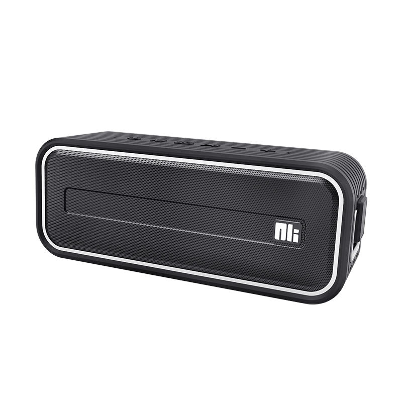Nillkin 3D music stereo outdoor portable bluetooth speaker waterproof IPX7 40W wireless speaker CE ROHS