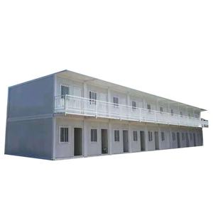 Low Cost Container Mobile Hospital Flat Pack Container House Prefabricated