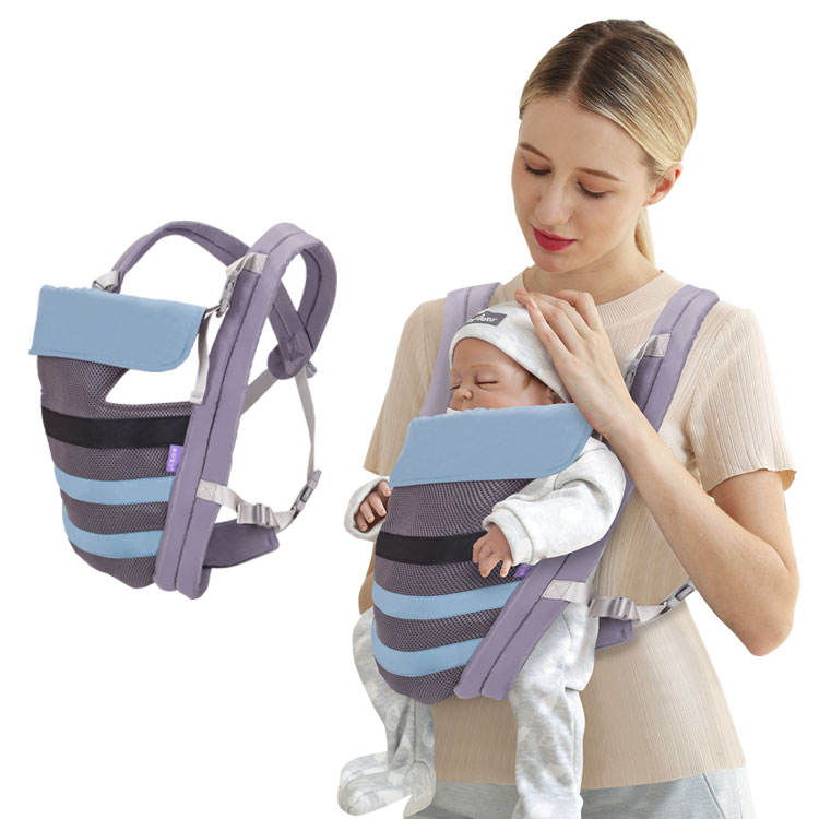 Best-selling newborn 4 in 1 tactical Front Facing Kangaroo Baby Wrap Carrier