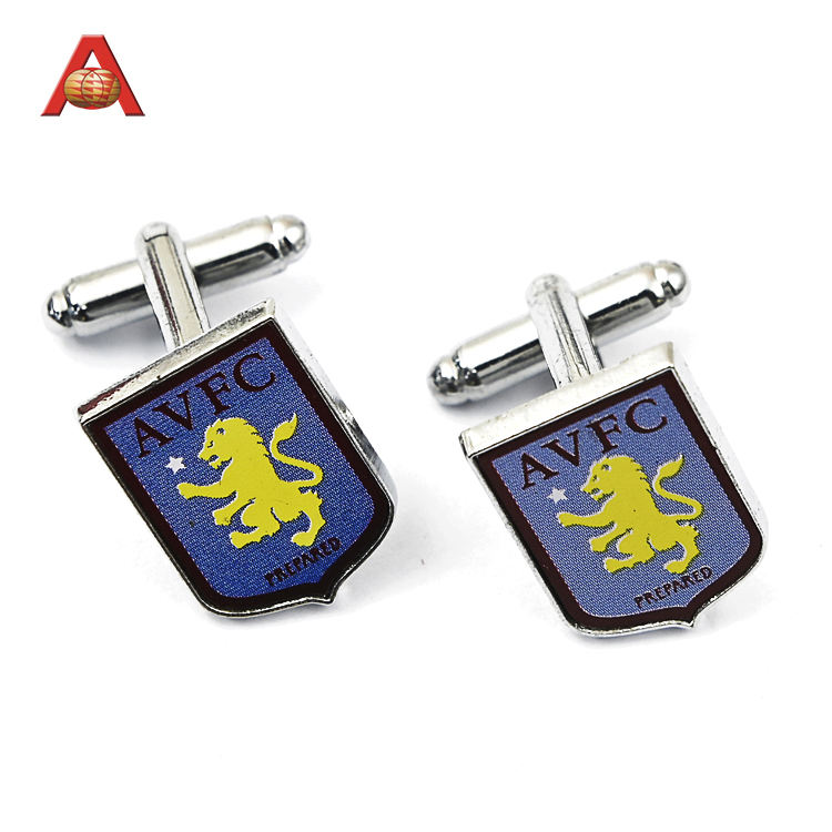 Cheap Classical Novelty Personalized Custom Cufflink Metal Cufflinks For Men