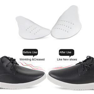 Mousse Eva confortable Adolescents Adultes Doux Durable Sneaker Boucliers Pli Obturateurs Chaussure Orteil Boîte Decreaser