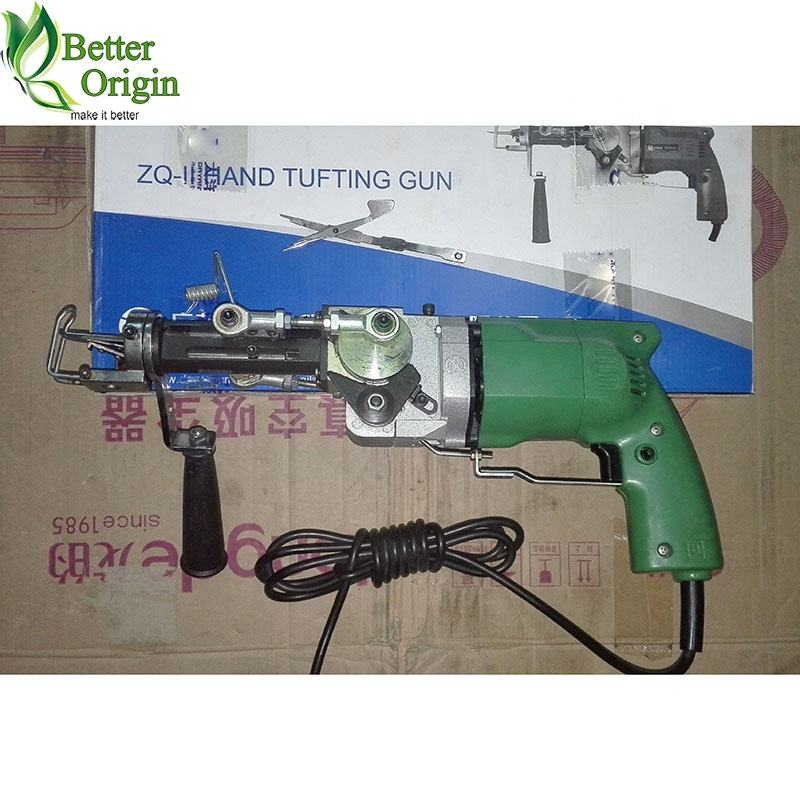 Better Origin Rug Tufting Gun Carpet Weaving Machine Rug Tufting Machine ZQ-II