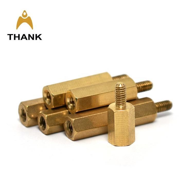 M2/M3/M4/M6 long copper standoff spacer