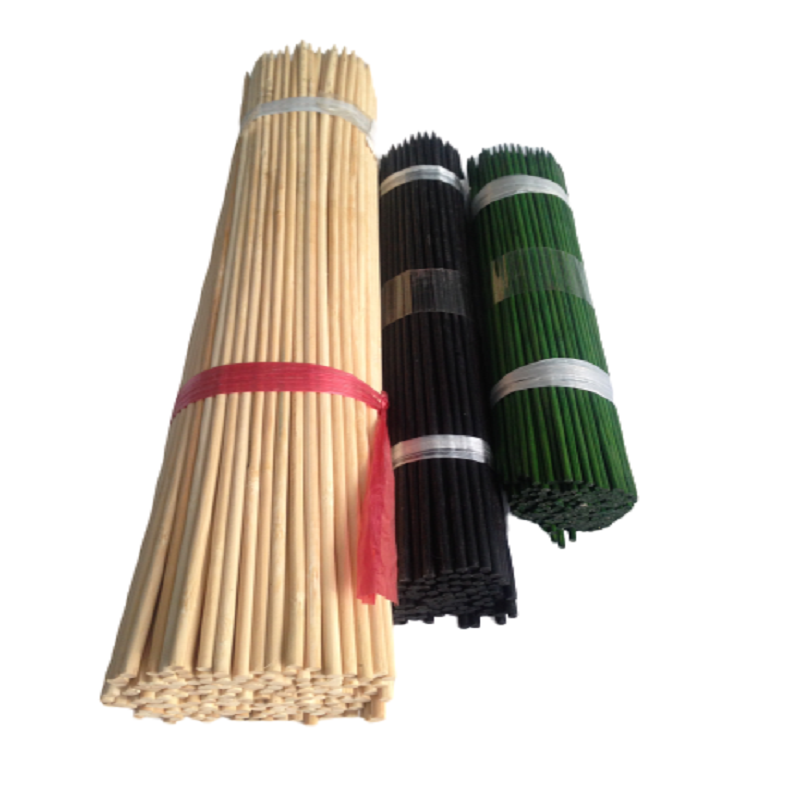 50cm Agriculture Plant Support Garden Natural Bamboo Sticks Stakes