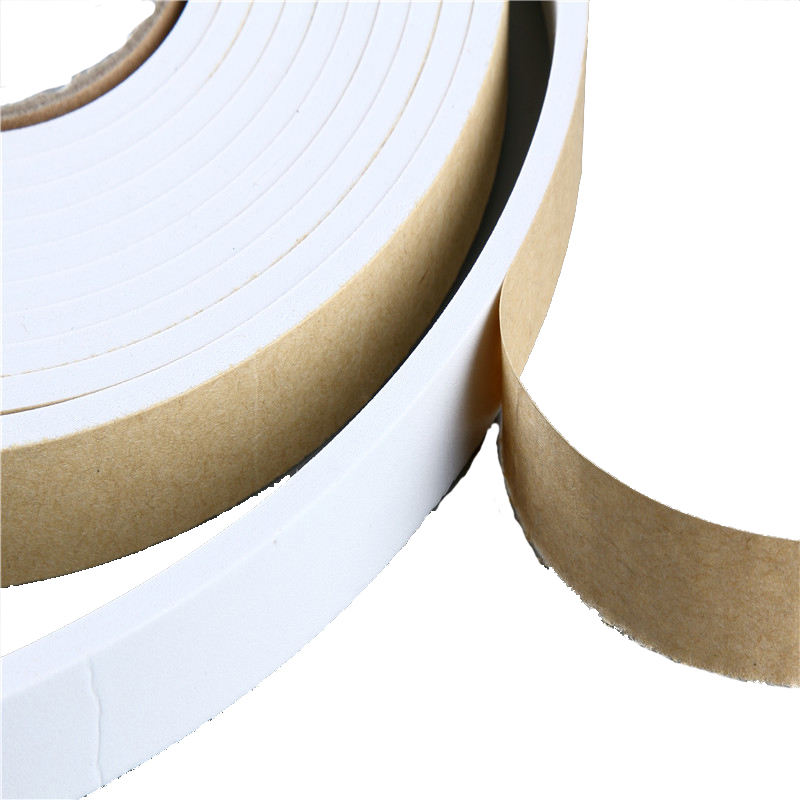 China Self <span class=keywords><strong>Perekat</strong></span> Kraft Kertas Eva Karet Neoprene Single Foam Kaca Tape