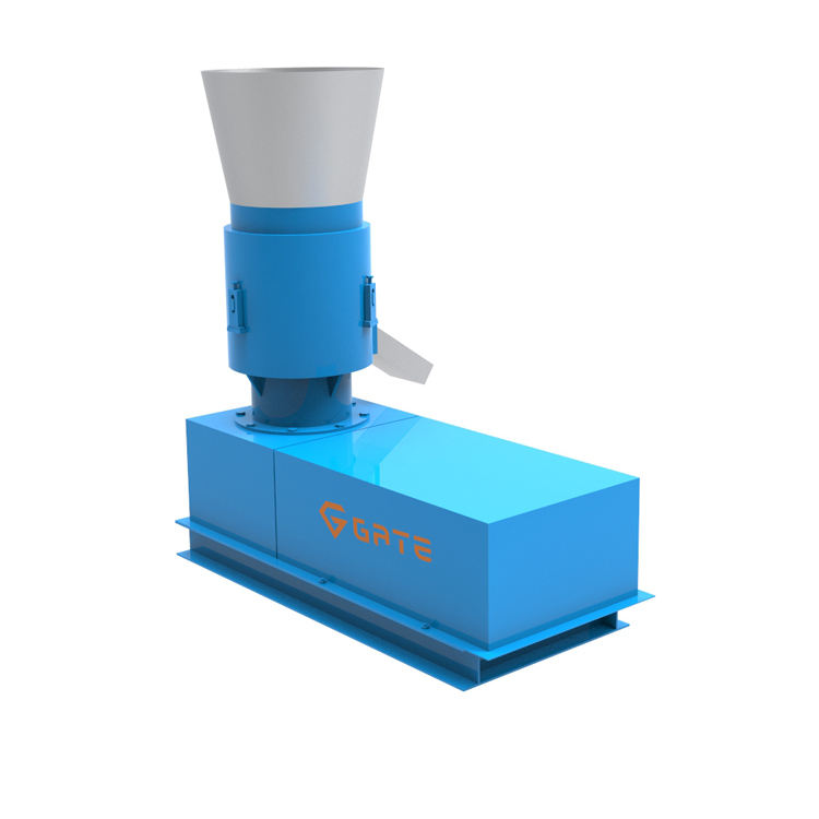 Professional Sawdust Pelletizing Wood Crusher Machine Making Sawdust Sawdust Biomass Pellet Making Machine Mill