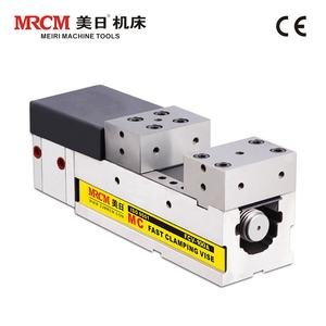 FCV- 100A best selling high quality pneumatic vise for CNC and other workpieces