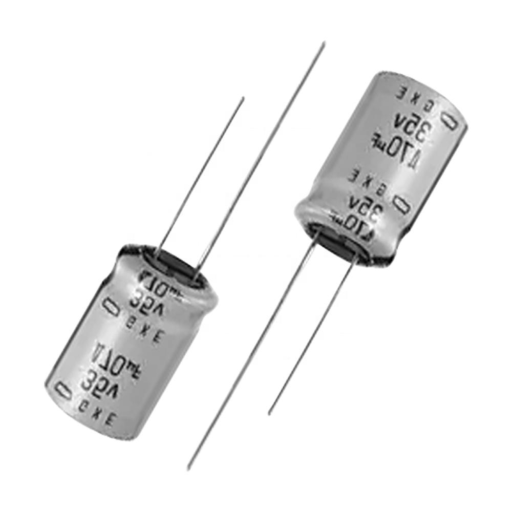 100 x 1000uF 16V 105C Radial Electrolytic Capacitor 8x16mm USA SELLER