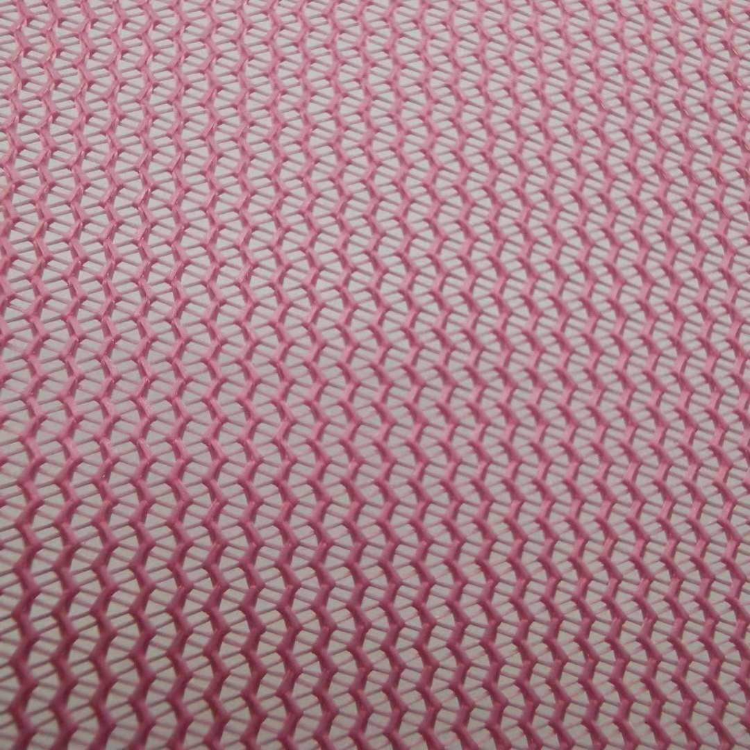 Hot selling fashion 100% polyester jacquard mesh fabric for clothing mattress