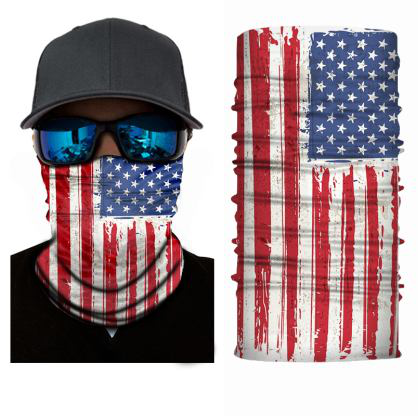 New arrived assorted tubular stretch bandana for motorcycle