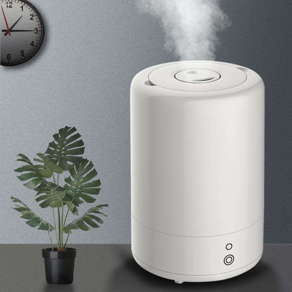 Walmart supplier aroma diffuser function 4L top filling purifying cool mist ultrasonic humidifiers with carbon filter