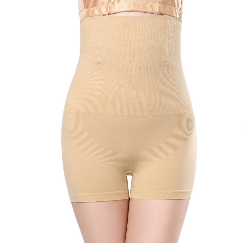 Hi Quality Cheap Price Fitness Women`s High Waist Seamless Tight Belly Body Shaper Ladies Boyshorts Seamless Shaper For Women
