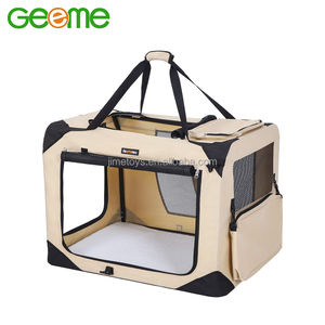 JT7002-S Detachable Airline Approved Cat Pet Carrier Travel Bag