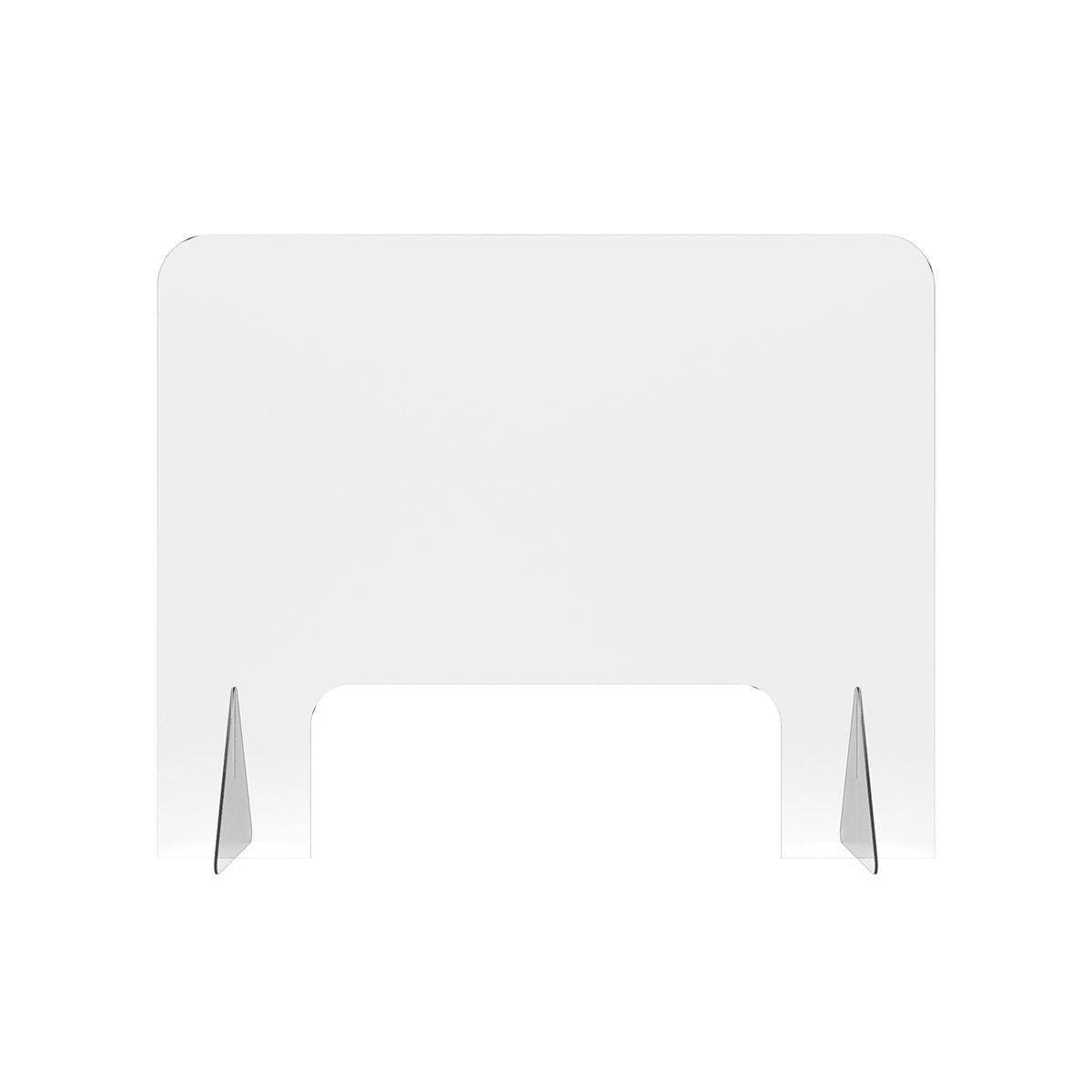 휴대용 카운터 보호 리셉션 보호 장벽 데스크탑 플라스틱 투명 아크릴 쉴드 스크린 재채기 가드