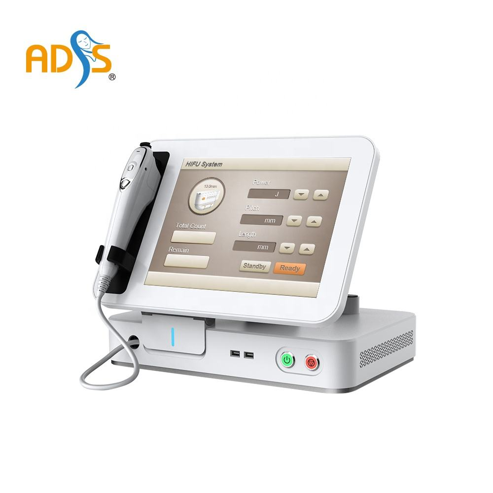 ADSS Newest 3D 4D HIFU Ultra Therapy Skin Tightening HIFU