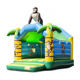 Standard monkey inflatable bouncer small indoor trampoline