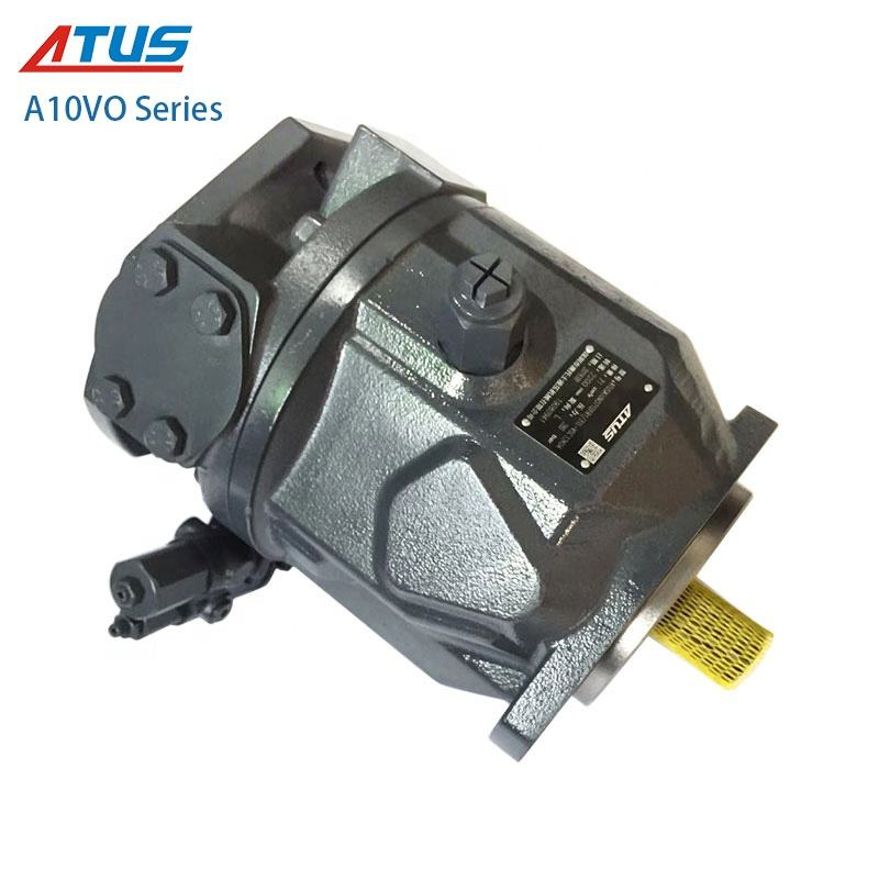 A10VO high pressure axial variable piston 12 volt backhoe loader cb main hydraulic pump