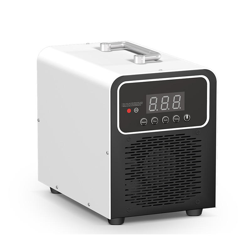 Portable ozone generator household air purifier