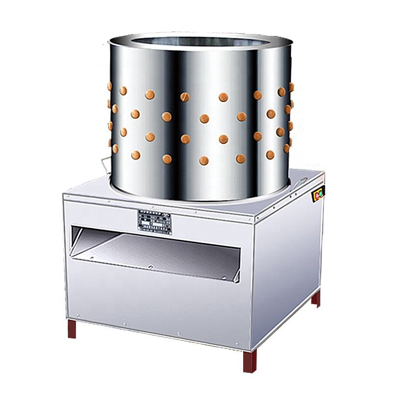 Electric stainless steel chicken hair plucking machine