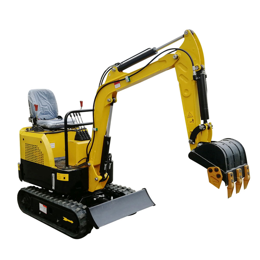 High quality new mini excavator micro digger remote control excavator china