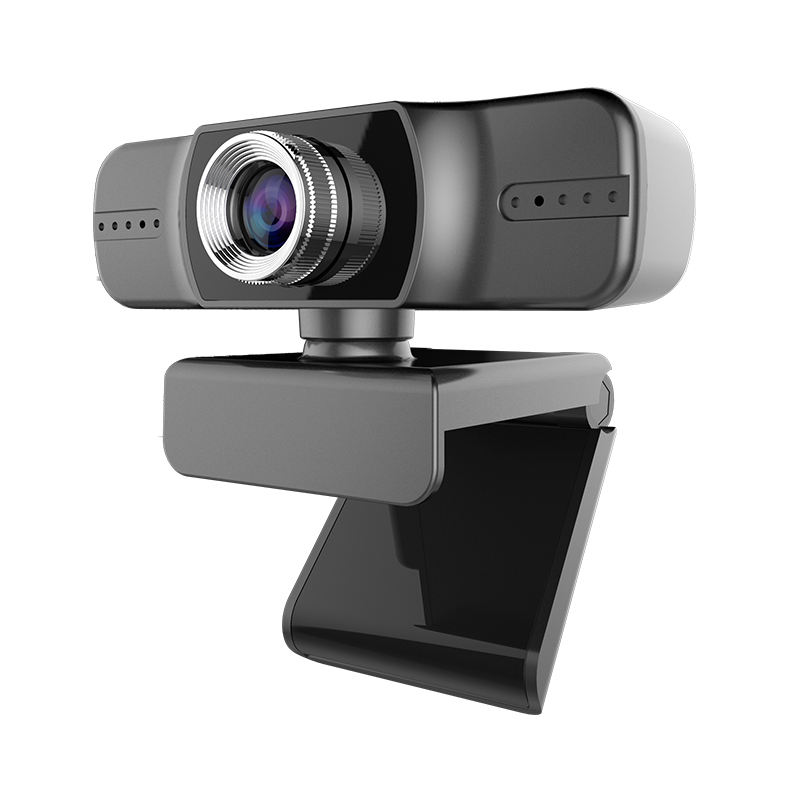 Webcam HD PC Camera with Dual Microphone MIC for Skype for Android TV Computer Camera USB Web Cam