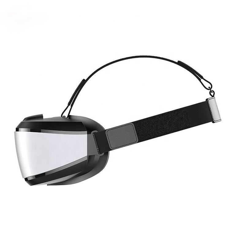 2018 hot sell Deepoon E3 VR Headset 3D glasses PC VR headset need to connect with computer VR helmet