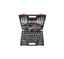 TEKTON 1859 Wrench, Socket and Screwdriver Bit Tool Set, 135-Piece