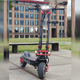 Newest ZERO 11X Inch Electric Scooter 72V 3200W Dual Motor X11-DDM E-scooter Off Road scooter Top 110km/h Double charger