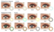 Colored Contacts Contact Lenses Colored Contact Lenses HOT Ocean Style Wholesale Colored Contacts Natural Look China Yearly Batis Eye Contact Lenses
