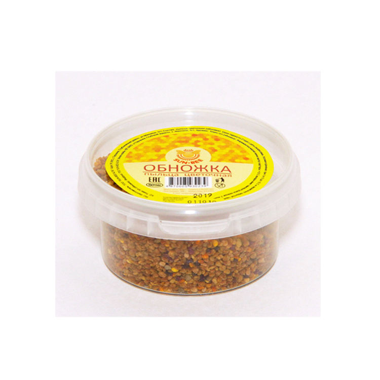 High Quality Wholesale Natural Bee Flower Pollen 100gr